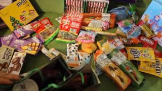 видео Сладкие подарки на Новый год