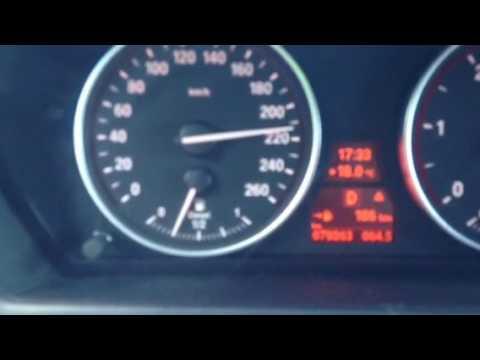 BMW X5 3,0 diesel 245 л.с. сука быстрая 225 km/h