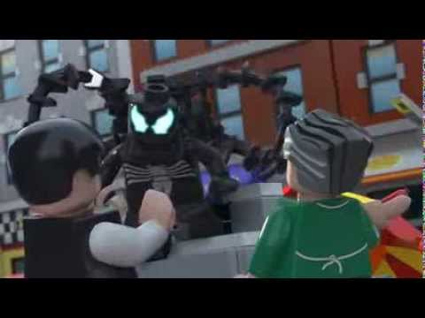 Maximum Overload Lego Marvel Super Heroes Episode 2 Youtube