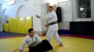 Уроки Айкидо