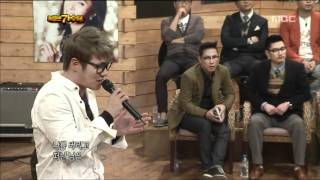 8R(2), #11, Yoon Min-soo - Arirang, 윤민수 - 아리랑, I Am A Singer 20111016