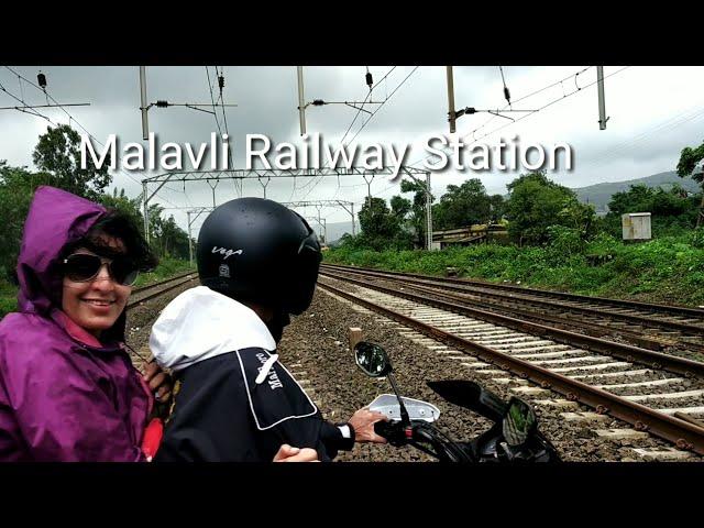Mumbai to visapur Fort via Lonavala. awsm weather visit in monsoon bike trip