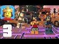 LEGO Brawls - Gameplay part 3 - Space Blaster (Apple Arcade)