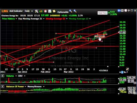 BDSI, LNG, MIPS, SSYS -- Stock Charts - Harry Boxer, TheTechTrader.com