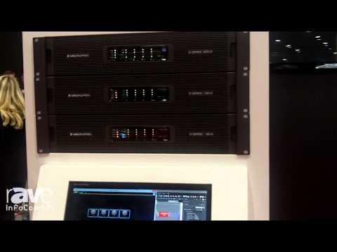InfoComm 2014: Lab.gruppen Talks About their New D Series Amplifier Platform