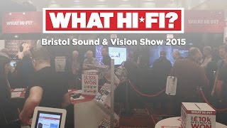 Best new stereo speakers 2015: Bristol Sound & Vision Show