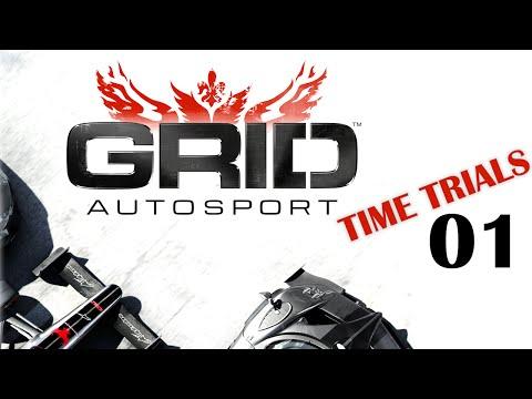 San Francisco: Grand Prix Circuit | 1 | GRID Autosport Time Trials
