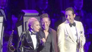 Lady Gaga - Just A Gigolo with Brian Newman and Tommy London