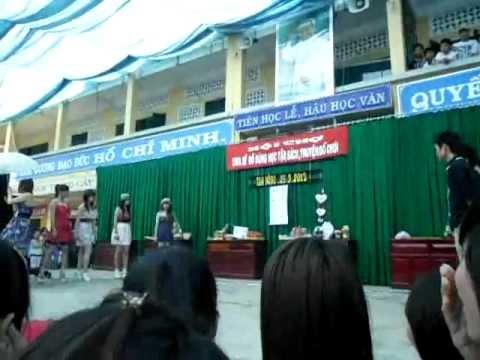 Thời Trang-Trường THPT Tam Nông-Đồng Tháp-Năm 2011-2012-Chap1