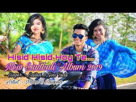 HISID HISID HOY TE SARI ANCHAR ..//New Santhali Video//  FULL  HD VIDEO BY NK GALAXY STUDIO