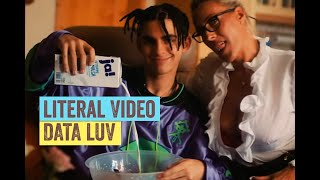 Literal Video: Data Luv – Now