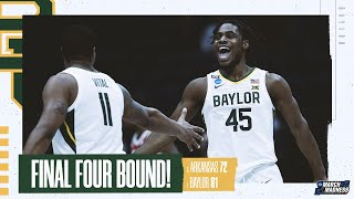 Baylor vs. Arkansas - Elite Eight NCAA tournament extended highlights