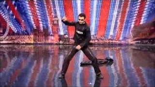 Шоу талантов в Англии -- Матрица