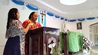 Coro Afro - Salmo Gracias Señor (Etnia Negra Panamá)