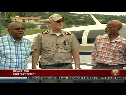 GIS Dominica National Focus for June 8, 2017
