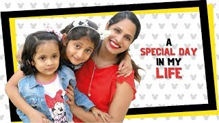 A Special Day In My Life | Feat My Miss Anand and Shruti Arjun Anand | Disney India
