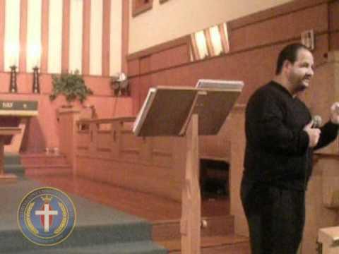 Trust In The Lord Ministries Bible Study 01-17-2012 God Gypsy Christian Church Kearny NJ
