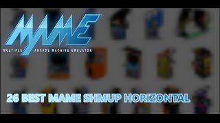 26 BEST MAME SHMUP HORIZONTAL
