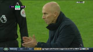 Video Gol Pertandingan Everton vs Swansea City