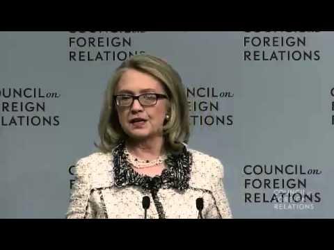Hillary Clinton - Remarks on American Leadership