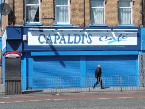 Deaf School Capaldi's Cafe