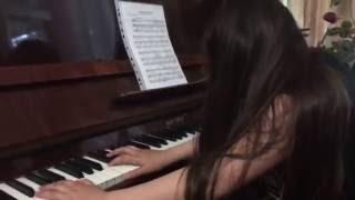 Dark Horror : Девочка играет на пианино собачий вальс смотреть онлайн без регистрации рояль