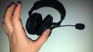 turtle beach x12 headset xbox 360 1 pc headset review