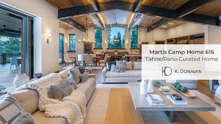 Ahwahnee Pl, Truckee, California Home Staging