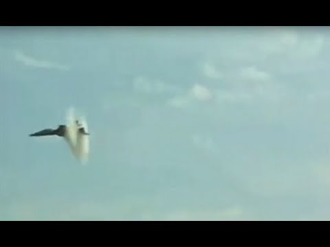 Breaking the sound barrier [Jets Sonic Boom Compilation] ✔