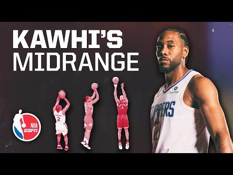 Kawhi Leonard's Midrange Pull-up Is A Kobe Bryant-Michael Jordan Throwback | Signature Shots