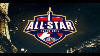 Repeat youtube video LoL All-star Paris 2014 Malcolm Kirby Jr, Mark Petrie - Peakin [10 MIN LONG]