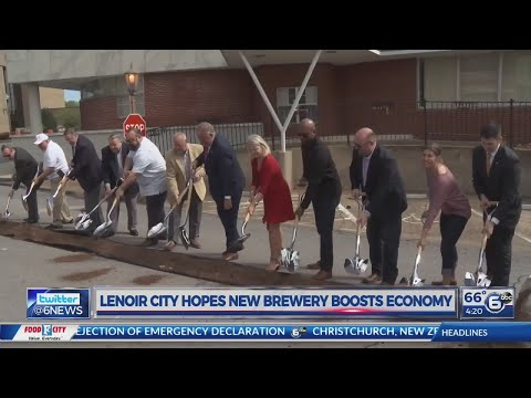 Lenoir City hopes new brewery boosts economy