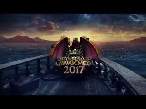 Sorotan Maharaja Lawak Mega 2017 - Minggu 2