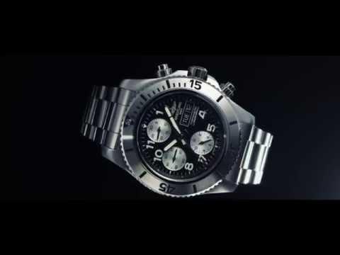 Nouvelle montre Breitling Superocean Chronograph Steelfish