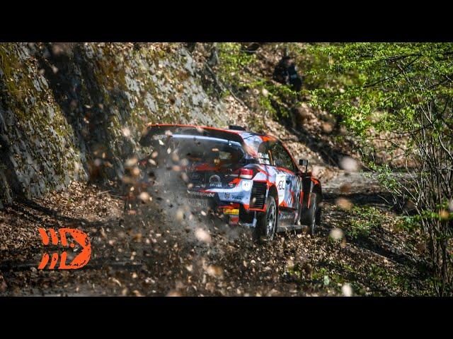 Major Battle on the Final Day - Croatia Rally 2021