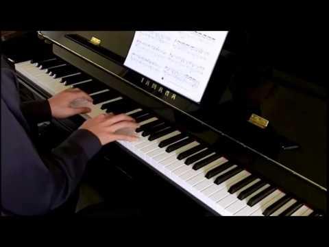 Faber Piano Adventures Lesson Book Level 5 No.6 Autumn Ballad (P.24)
