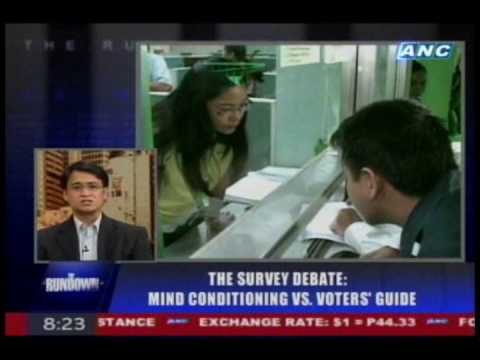 The Rundown: The Survey Debate Part 1 April 23, 2010