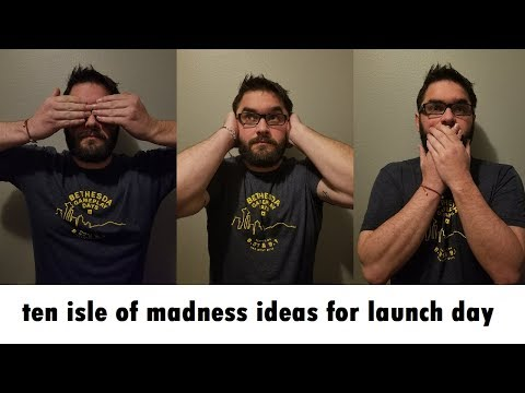 Top 10 Isle of Madness Ideas For Launch | Elder Scrolls Legends