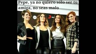 JEANS - Pepe feat Litzy (letra/lyrics)