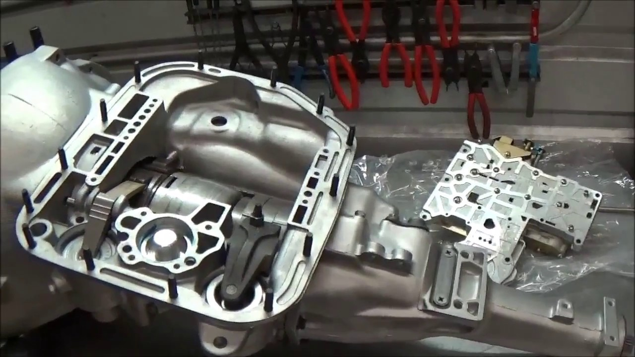 medium resolution of chrysler 727 904 valve body installation