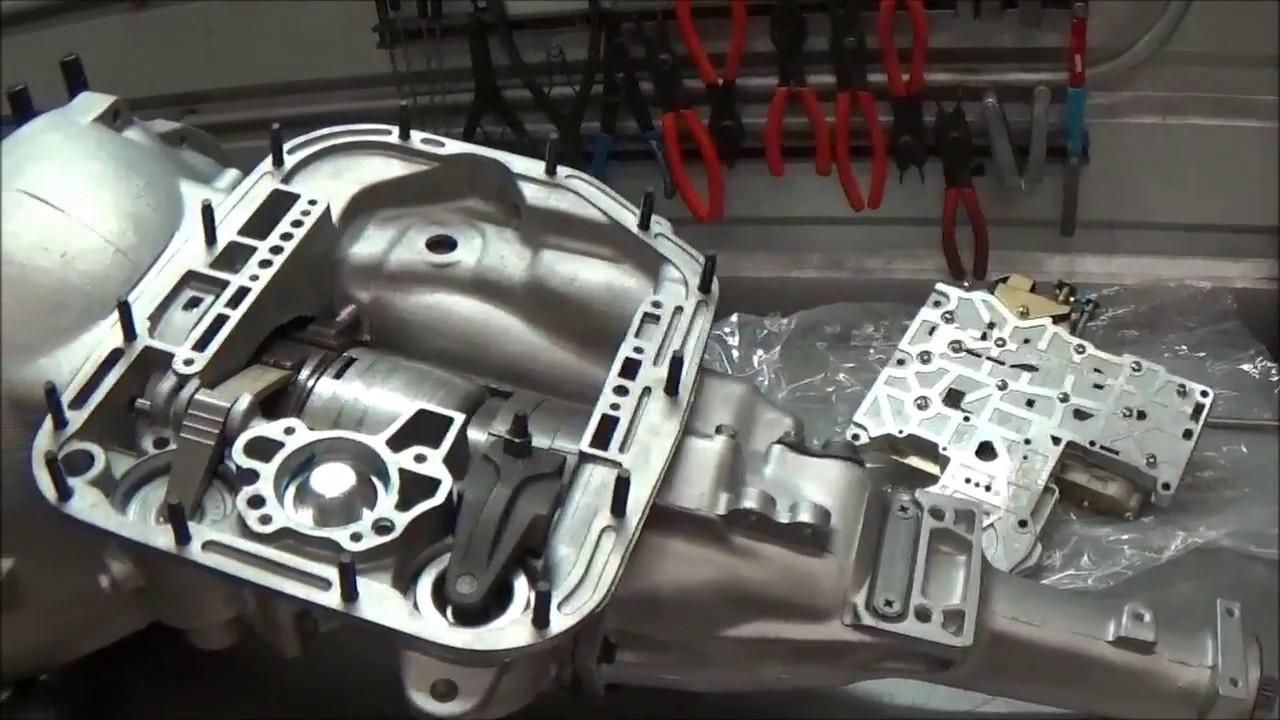 chrysler 727 904 valve body installation [ 1280 x 720 Pixel ]