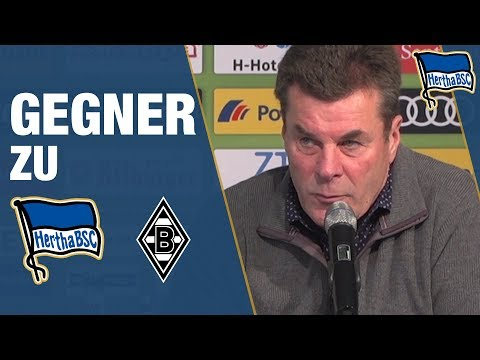 HECKING ÜBER HERTHA - Gegner-PK - Hertha BSC - Berlin - 2018 #hahohe