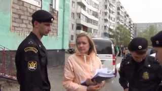 Полицейский беспредел!!! Произвол полиции в Омске! Как в лихие 90-е!!!