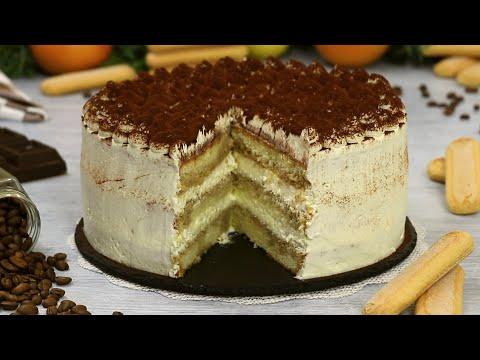 """ТОРТ """"ТИРАМИСУ"""" ☆ НЕЖНЕЙШИЙ ДЕСЕРТ! ☆ Tiramisu Cake Recipe ☆ Марьяна"""