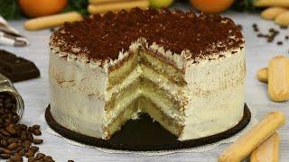 НЕЖНЕЙШИЙ ДЕСЕРТ НА НОВЫЙ 2020 Год ТОРТ ТИРАМИСУ Tiramisu Cake Recipe Марьяна