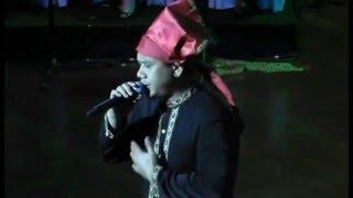 Jakarta Melayu Festival 2014 - Fadly PADI Band - Cerita Lama