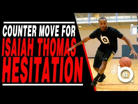 How To: Counter Move For Isaiah Thomas Hesitation