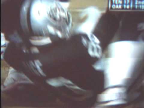 Rich Gannon to Jerry Rice (2003 AFC Championship)