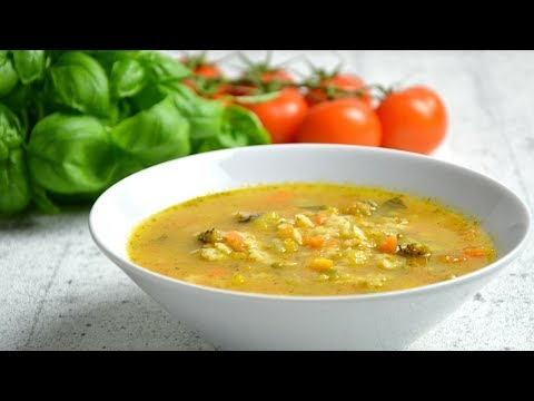 Minestrone - Thermomix
