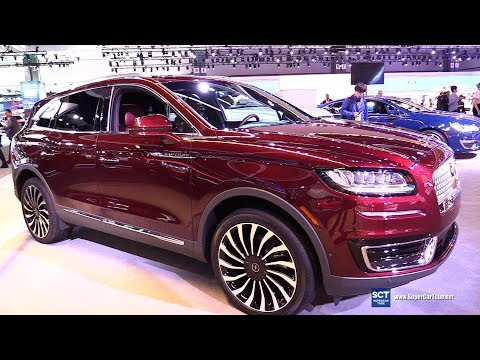2018 Lincoln Nautilus - Exterior and Interior Walkaround - Debut at 2017 LA Auto Show